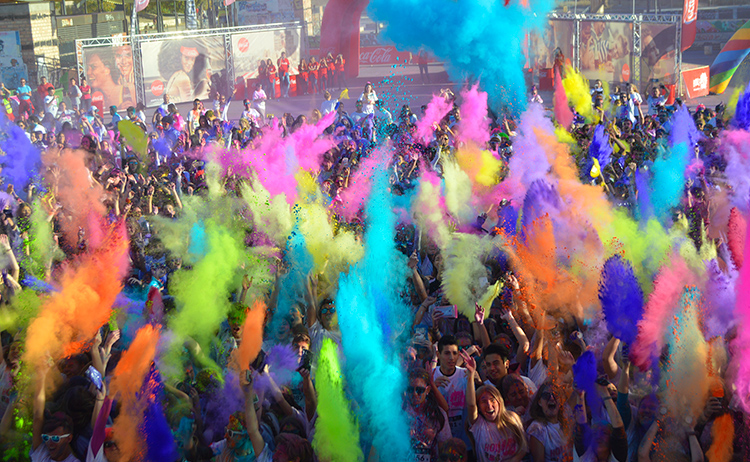HOLI LIFE GRANADA 2nd Edition Day Night