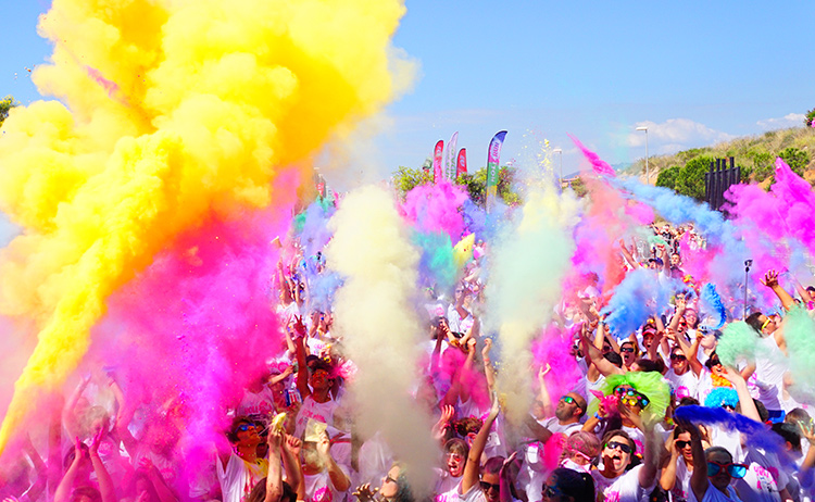 HOLI RUN BADALONA 1st Edition
