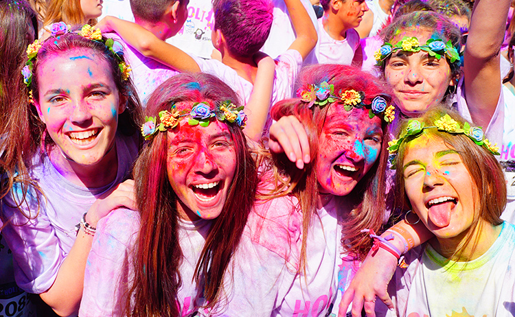 HOLI RUN BADALONA 2nd Edition