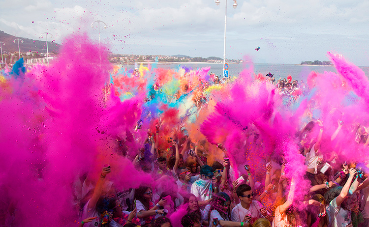 HOLI RUN VIGO 4th. Edition