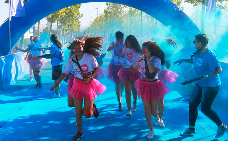 HOLI RUN ZARAGOZA 2nd Edition