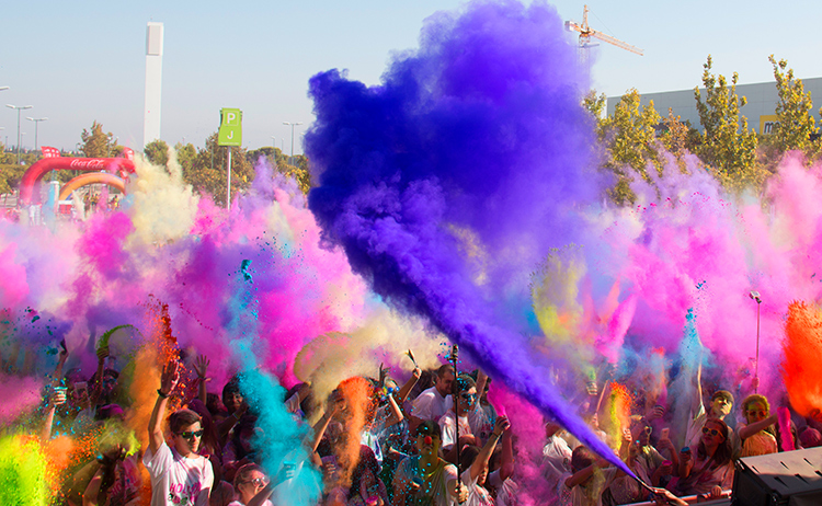 HOLI RUN ZARAGOZA 3rd Edition