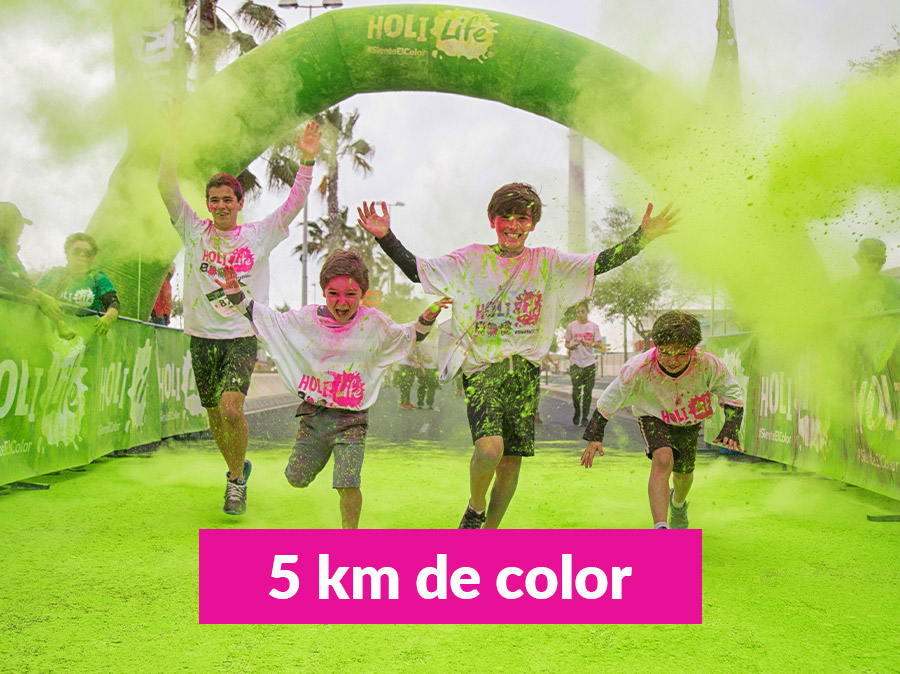 Tus Holi Complementos