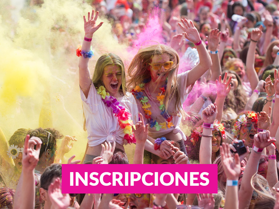 Espíritu Holi Run